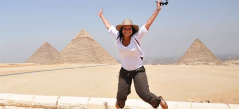Best of Egypt Blue Shadow Tour