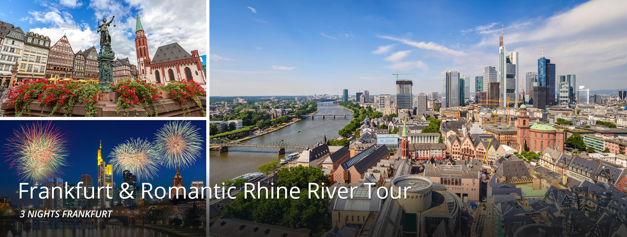 Frankfurt & Romantic Rhine River Top Banner