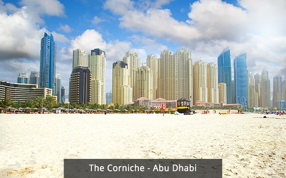 The Corniche - Abu Dhabi