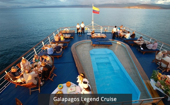 M/V Galapagos Legend Cruise