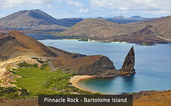 Pinnacle Rock - Bartolome Island