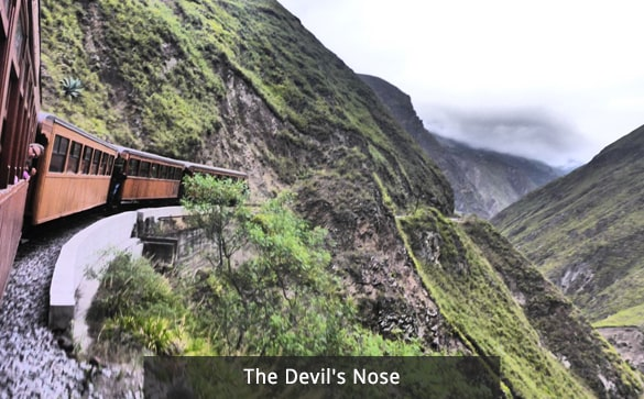 The Devil's Nose