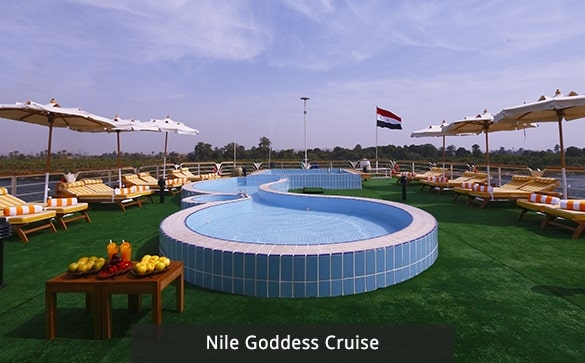 Nile Goddess Cruise