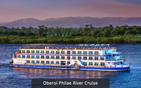 Oberoi Philae River Cruise