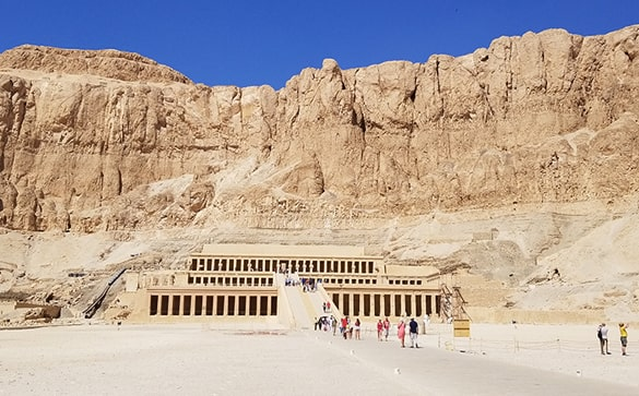 Queen of Hatshepsut Temple
