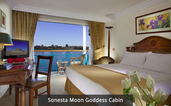 Sonesta Moon Goddess Cruise
