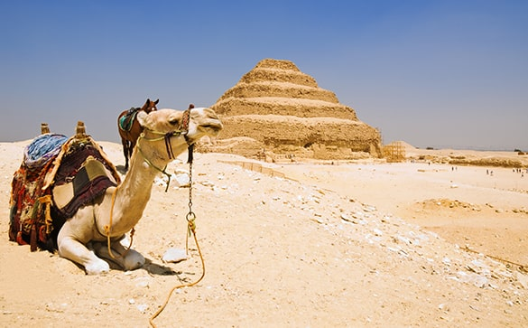 Step Pyramid of Djoser - Sakkara