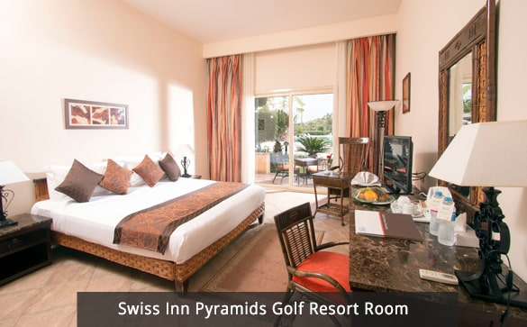Swiss Inn Pyramids Golf Resort Cairo Room