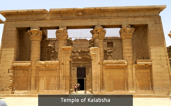 Temple of Kalabsha