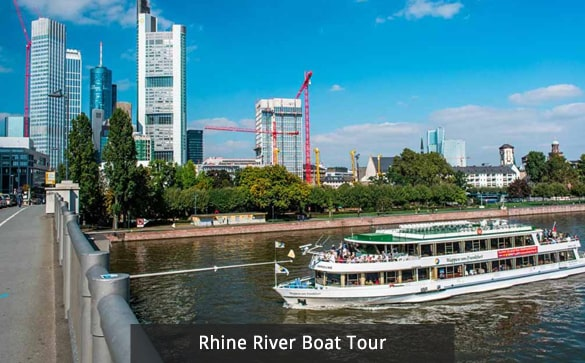 Rhine River Boat Tour