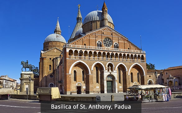 Basilica of St. Anthony, Padua