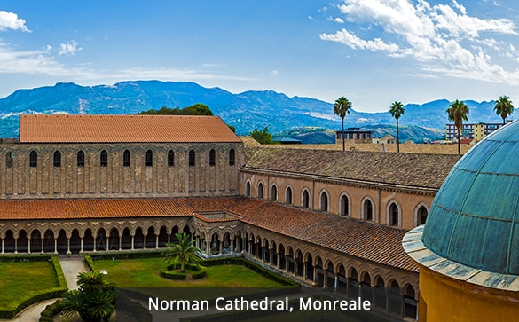 Norman Cathedral, Monreale