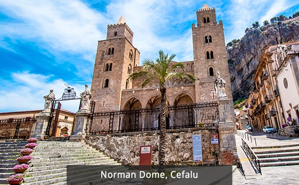 Norman Dome, Cefalu