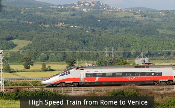 Italy by Rail
