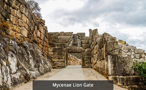 Mycenae Lion Gate