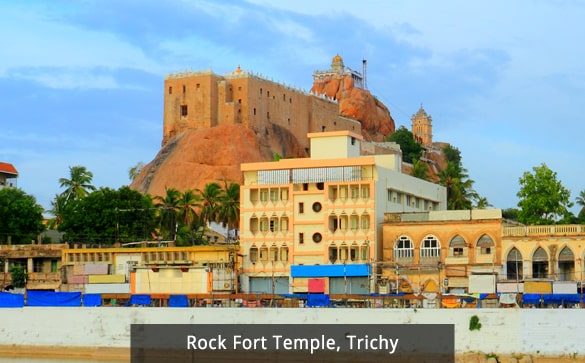 Rock Fort Temple, Trichy