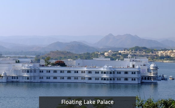Floating Lake Palace