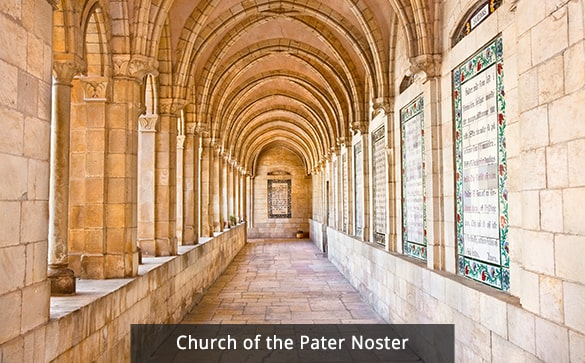 Church of the Pater Noster