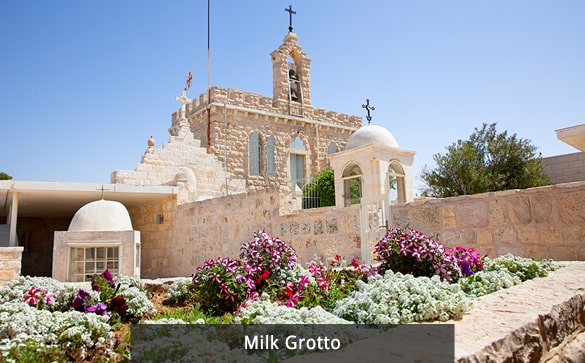 Milk Grotto