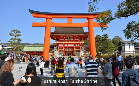Fushimi-Inari Taisha Shrine