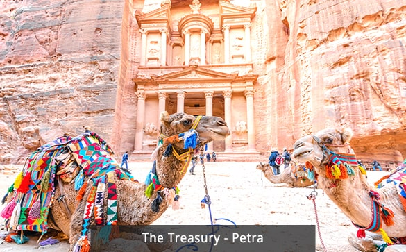 The Treasury - Petra