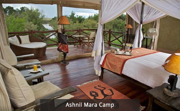 Ashnil Mara Camp Room