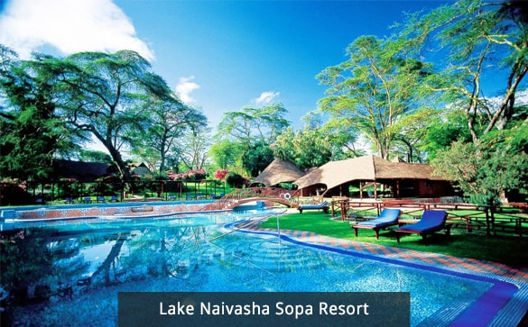 Lake Naivasha Sopa Resort