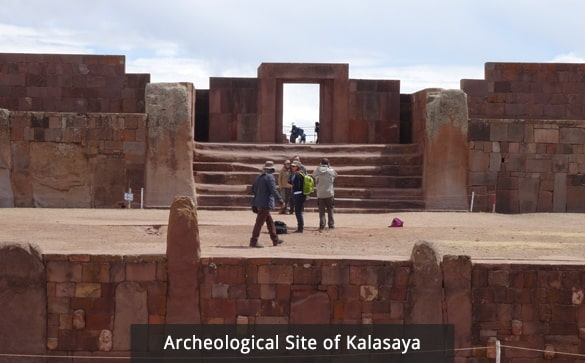 Archeological Site of Kalasaya