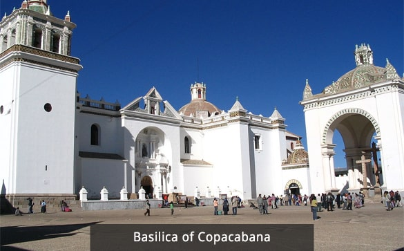 Basilica of Copacabana
