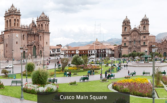 Cusco Main Square