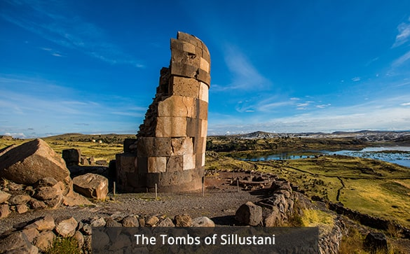 The Tombs of Sillustani