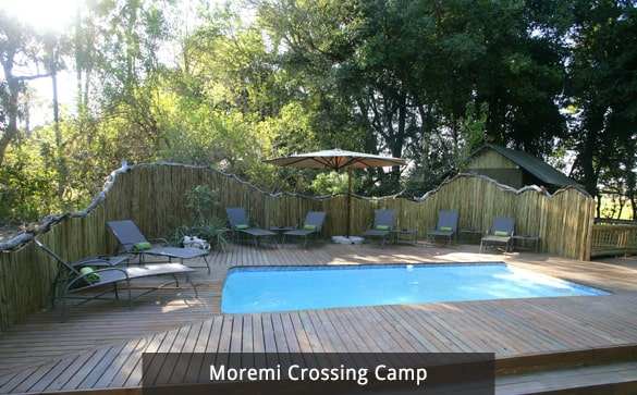 Moremi Crossing Camp