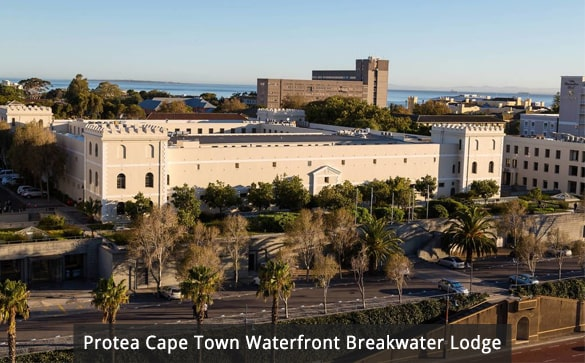 Protea Cape Town Waterfront Breakwater Lodge