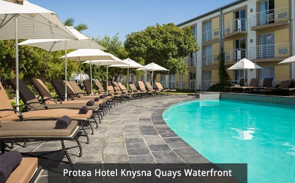 Protea Hotel Knysna Quays Waterfront