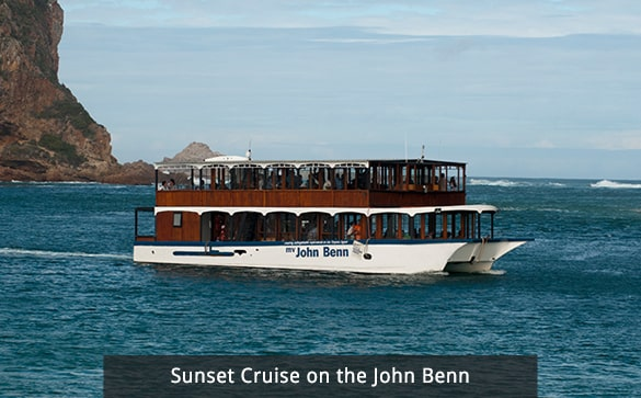 Sunsent Cruise On the John Benn