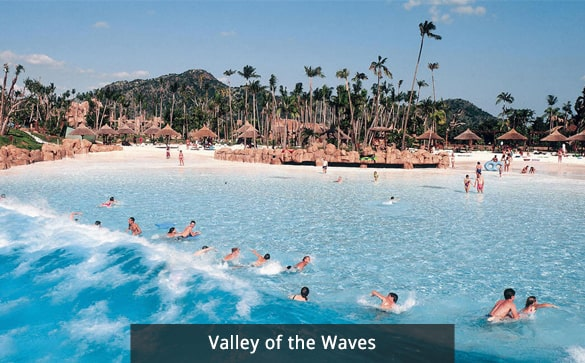 Valley of the Waves