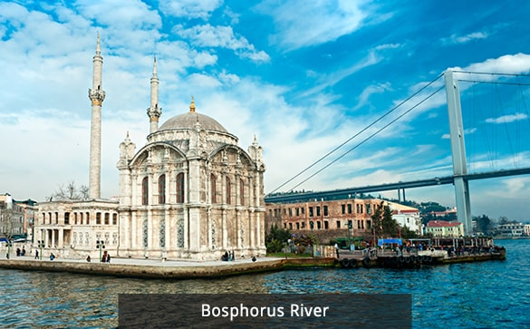 Bosphorus River