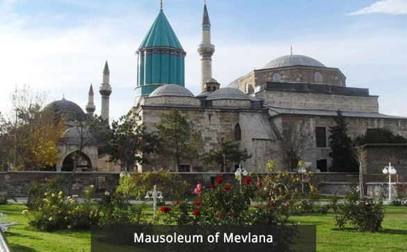Mausoleum of Mevlana