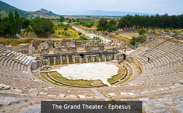 The Grand Theater Ephesus