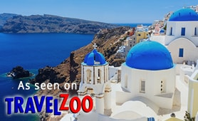 Athens, Mykonos and Santorini Tour