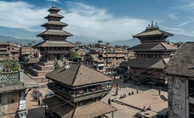India, Kathmandu and Pokhara Tour