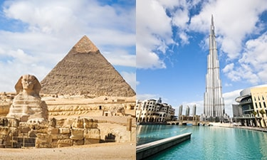 Egypt - Dubai Review Image