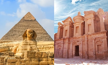 Egypt - Jordan Review Image