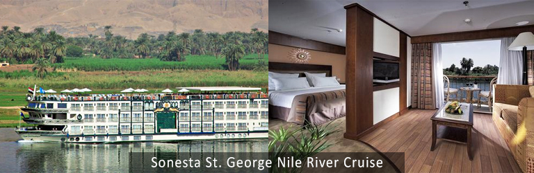 Sonesta St. George Nile River Cruise