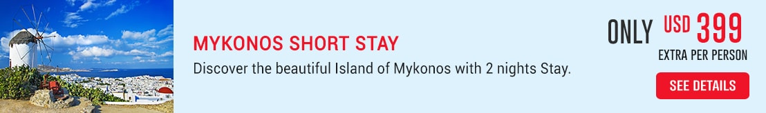 Mykonos Short Stay Deal