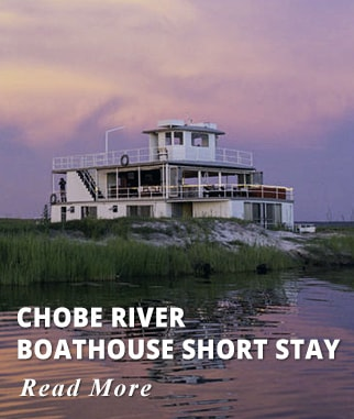 Chobe River Boathouse Short Stay