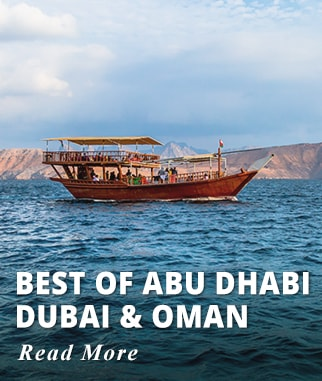 Best of Abu Dhabi, Dubai & Oman