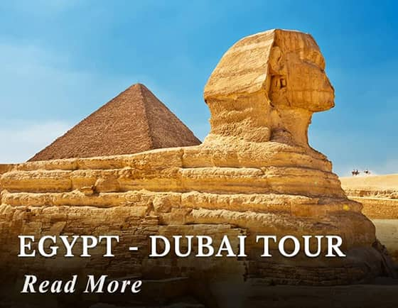 Egypt - Dubai Tour