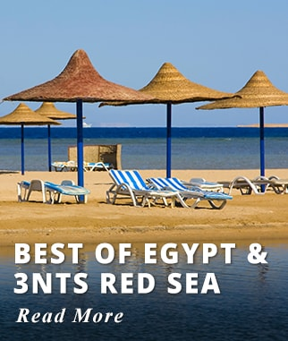 Best of Egypt & 3 Nights Red Sea