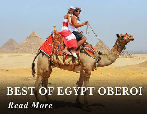 Best of Egypt Oberoi Tour